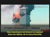 Présence d'explosifs WTC preuve du complot
