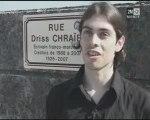 driss chraibi, hommage rue driss chraibi