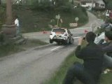Rallye alsace-vosges 2009 best of & parc & podium LP 4