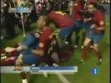 Athletico Bilbao 1-4 F.C. Barcelone