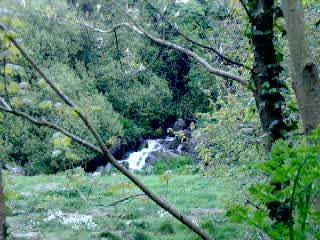 La Cascade de Portsall Kersaint
