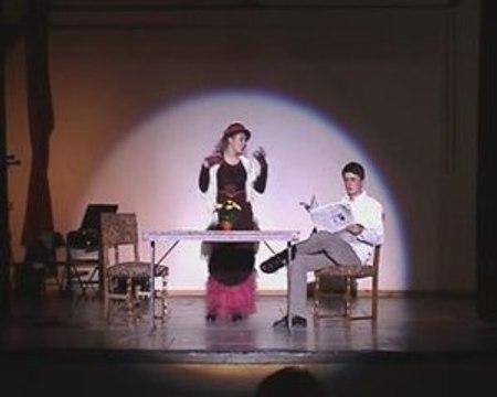 Le Gora de Georges Courteline (Théâtre)
