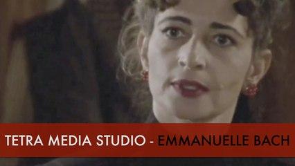 Un Village Français - Interview d'Emmanuelle Bach / Jeannine