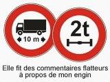 Code de la route par Jean-Marie Bigard