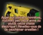 LLP - Danger ! 17.000 Taser X26 en France