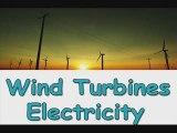 Wind Turbines Electricity-Make Wind Turbines Electricity
