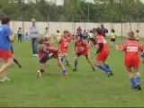 RELM face a GRASSE au tournoi des - de 11 ans des remparts