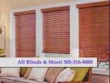 Homestead,FL. Blinds Shades Shutters 305-316-8800 Drapes