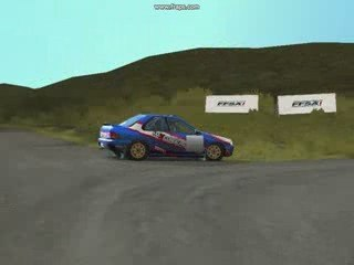 Test Subaru Impreza 555 RSRBR