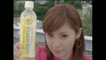 SUNTORY Vitamin Water CM (松浦亜弥)