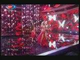 Eurovision Hadise Düm tek tek  2009-05-16 ikinci tur TRT1 HD