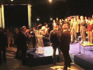 Meeting de Meaux - Européennes 2009