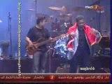 Cheb Khaled & Warda El djazairia  à Mawazine (Maroc)