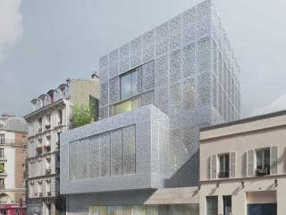 Le futur Institut des Cultures d'Islam