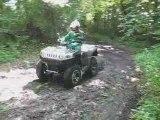 Moi avec mon quad