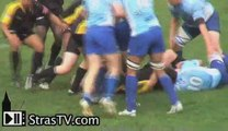 Rugby : Strasbourg Cergy 16 de finale fédérale 2