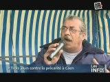 Les enfants de Don Quichotte : Invasion de tentes à Caen!