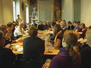 Petit déjeuner avec les associations de jeunesse