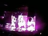 """Beyonce Knowles """" I AM ... Tour """"  à Paris/Bercy le o5 Mai 2oo9"""