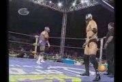 Cuervo, Ozz, Silver King vs Elegido, Marco, Parka Jr.