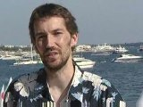 Interview au Festival de Cannes de Florian Filmgeek