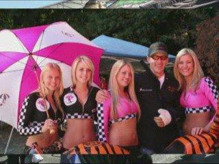Ducati girls