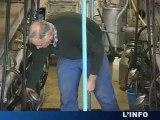 Sarthe : La grogne des producteurs laitiers s'accentue