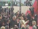Quentin Tarantino & mélanie Laurent danse tapis rouge
