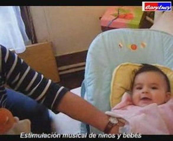 Estimulación musical de niños y bebés
