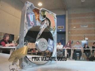 Prix Voltaire 2009: les directeurs d'école contre le fichage