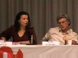 Duflot Europe Ecologie Europe sociale - Attac européennes 09