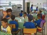 74 niños saharauis, de Vacaciones en Paz