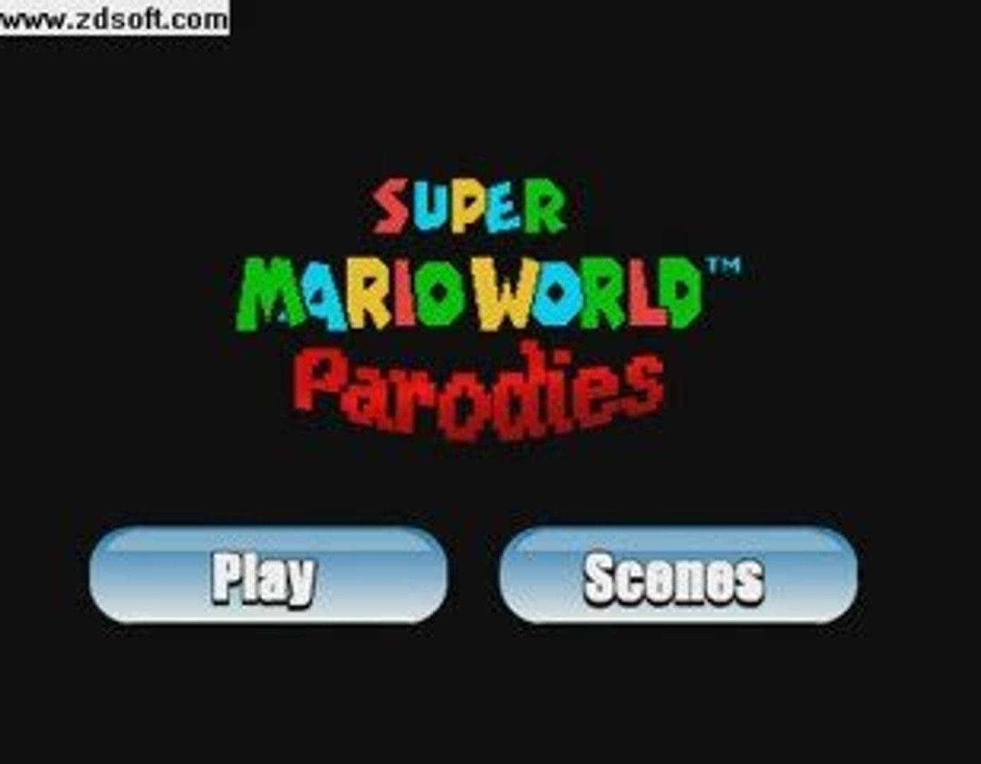 Mario parodies