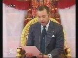 Sahara Marocain Discours de SM Mohamed 6 Roi du Maroc