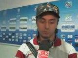 2008 Ligue 2 J37  STRASBOURG REIMS 3-2, les réactions, le 22/05/2009
