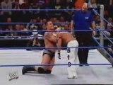 Randy Orton VS Rey Mysterio - No Way Out 2006 Part 1