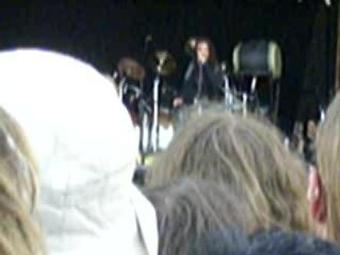 Corey Taylor With KoRn
