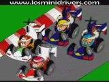 Los MiniDrivers - Capítulo 1x07 - Gran Premio de España