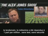 Alex Jones: Codex alimentarius (décembre 2008) 2/2   (VOST)