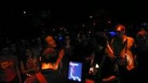 Exsonvaldes - Lali - Nouveau Casino 2nd encore in the crowd