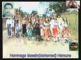 Hommage à Massin( Mohamed) Haroune