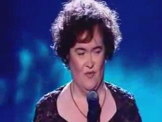 Susan Boyle demi- finale Britain's Got Talent 24/05/09