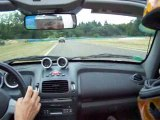 Speed, Circuit Dreux 27 Juillet 2008 en Smart roadster