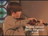 FMCBR 2009 - Nicolas Vincent - Cordes 11 ans et moins