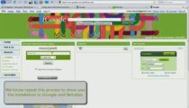 Install the novoseek widget (on blog, iGoogle, Netvibes, Nin