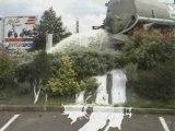 Bretagne : les producteurs de lait en colère à l'assaut de Leclerc