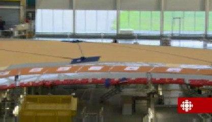 Vidéo p. 61 - Reportage sur la production de l'A380