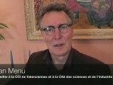 Interview Jean Menu - Jeu Vidéo 04/09