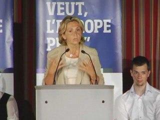 Discours Valérie Pécresse (Meeting Val de Marne)