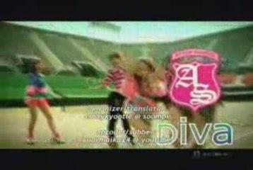 After School - Diva [romanizations + eng sub]